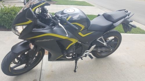 2015 Honda CBR Black for sale craigslist