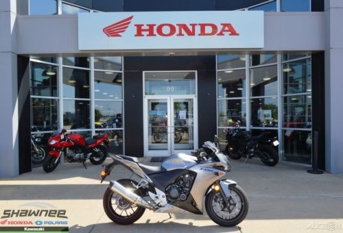 2015 Honda CBR 500R ABS Silver for sale craigslist