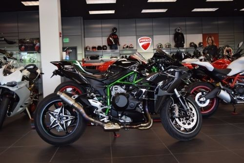 2015 Kawasaki H2 Black Chrome for sale
