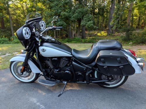 2015 Kawasaki Vulcan Black for sale craigslist