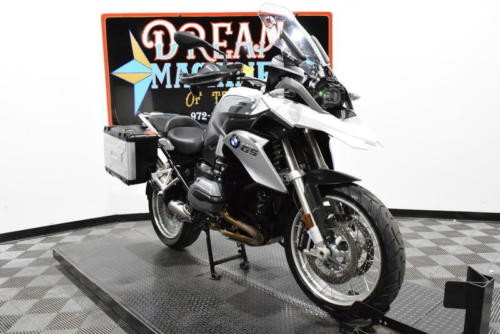 2016 BMW R 1200 GS Premium -- White craigslist