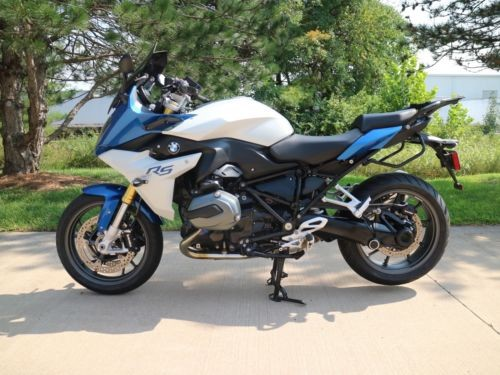 2016 BMW R-Series White/Blue craigslist
