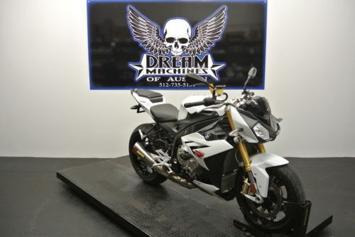 2016 BMW S 1000 R Light White -- White for sale