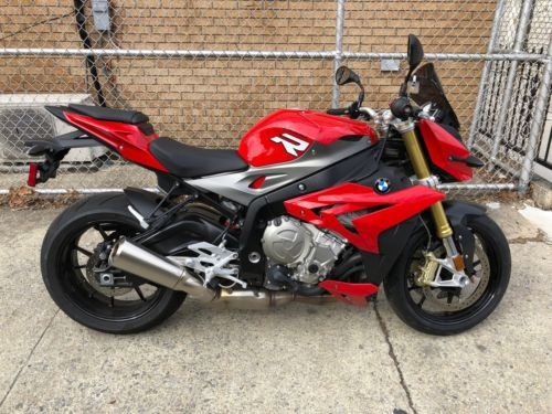 2016 BMW S 1000 R Racing Red Red for sale