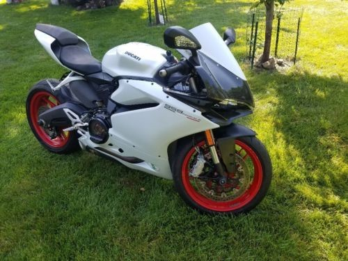 2016 Ducati 959 panigale White for sale craigslist