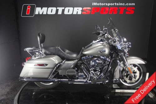 2016 Harley-Davidson FLHR - Road King® -- Gray for sale craigslist