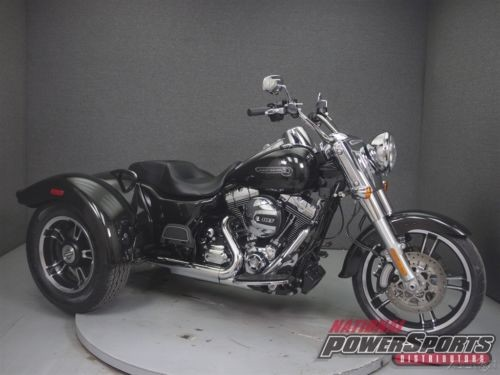 2016 Harley-Davidson FLRT FREE WHEELER TRIKE FLRT FREEWHEELER Black for sale