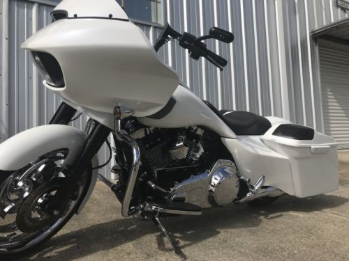 2016 Harley-Davidson Touring White for sale
