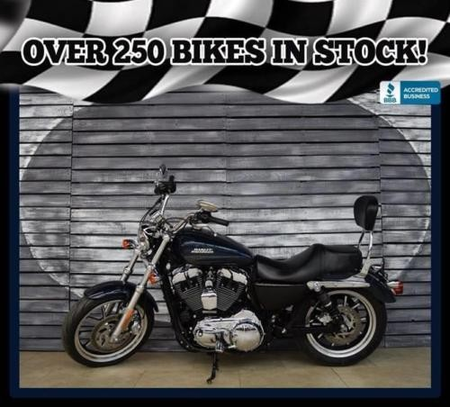 2016 Harley-Davidson XL1200 Superlow Blue for sale craigslist