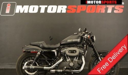 2016 Harley-Davidson XL1200CX - Roadster™ -- Black for sale craigslist