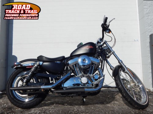 2016 Harley-Davidson XL1200V - Sportster® Seventy-Two® -- Black for sale