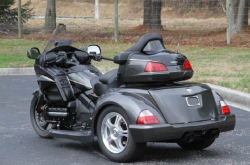 2016 Honda Gold Wing Black Titanium for sale craigslist