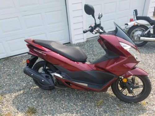 2016 Honda Other Red for sale