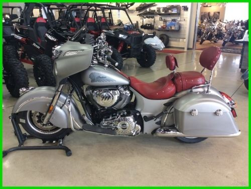 2016 Indian Chieftain - N16TCAAAAS (PRICE REDUCED) Black for sale craigslist
