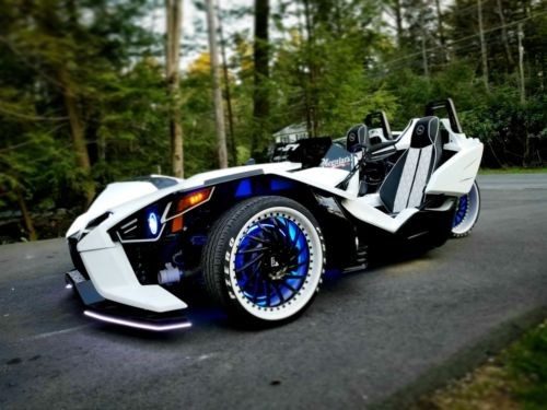 2016 Polaris Polaris Slingshot White for sale