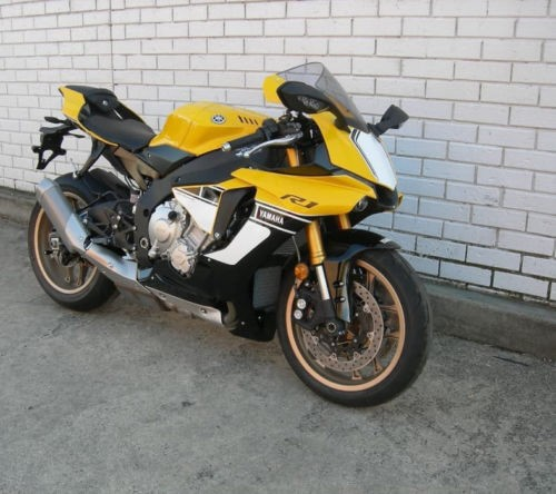 2016 Yamaha YZF-R Yellow for sale craigslist