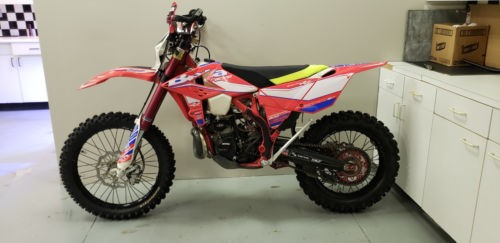 2017 BETA beta rr race Red for sale craigslist