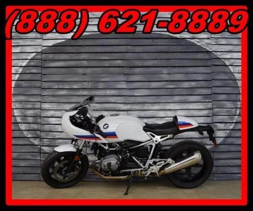 2017 BMW R-Series Racer White for sale craigslist