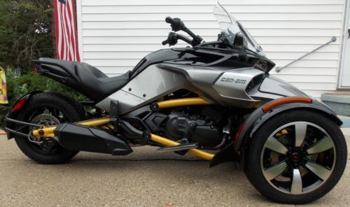 2017 Can-Am SPYDER F3 LIMITED Black for sale craigslist ...