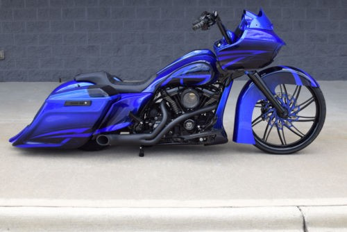 2017 Harley-Davidson Touring CANDY BLUE for sale craigslist