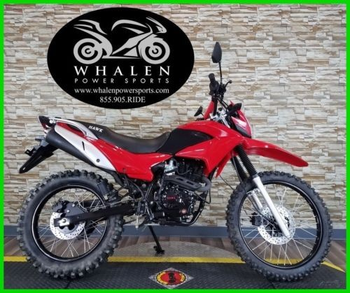 2017 Other Makes Hawk 250 250cc Red for sale
