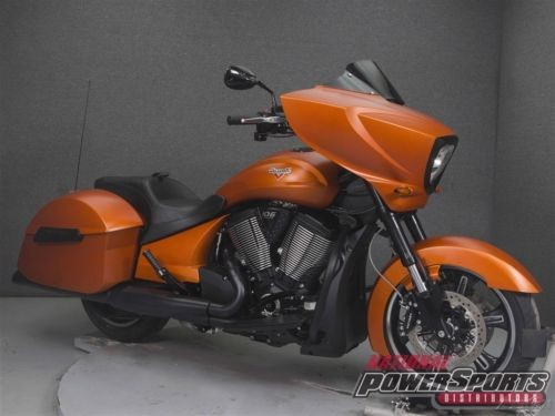 2017 Victory Cross Country™ MATTE METALLIC ORANGE for sale