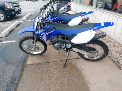 2017 Yamaha TT Blue for sale craigslist