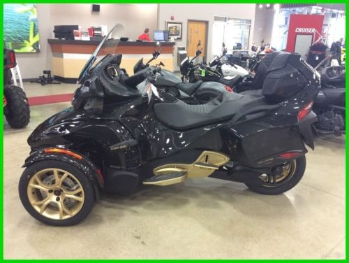 2018 Can-Am Spyder RT 10th Anniversary for sale