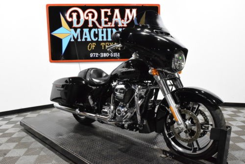 2018 Harley-Davidson FLHX - Street Glide -- Black for sale