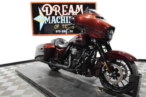 2018 Harley-Davidson FLHXS - Street Glide Special -- Twisted Cherry for sale craigslist