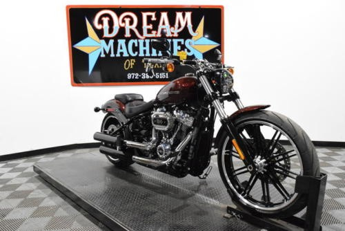 2018 Harley-Davidson FXBRS - Softail Breakout 114 -- Twisted Cherry for sale