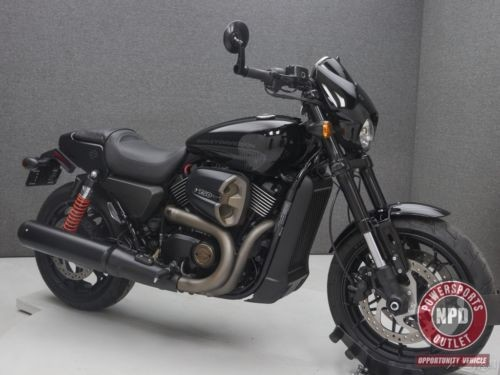 2018 Harley-Davidson Street XG750 ROD 750 WABS VIVID BLACK for sale craigslist