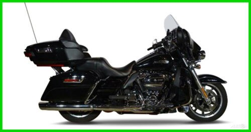 2018 Harley-Davidson Touring CALL (877) 8-RUMBLE Black for sale