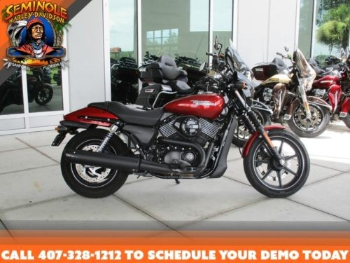 2018 Harley-Davidson XG750 - Street® 750 -- Red for sale