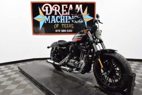 2018 Harley-Davidson XL1200XS - Sportster Forty-Eight Special -- Black craigslist