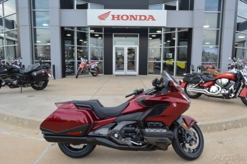 2018 Honda Gold Wing Red for sale craigslist