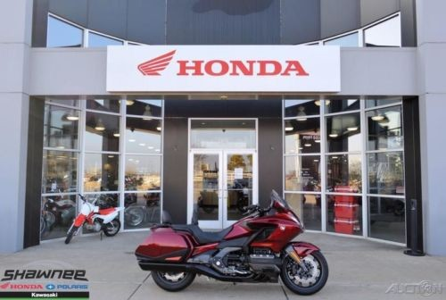 2018 Honda Gold Wing 2018 Honda Gold Wing Candy Ardent Red Used Red for sale