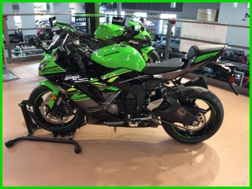2018 Kawasaki Ninja LIME for sale