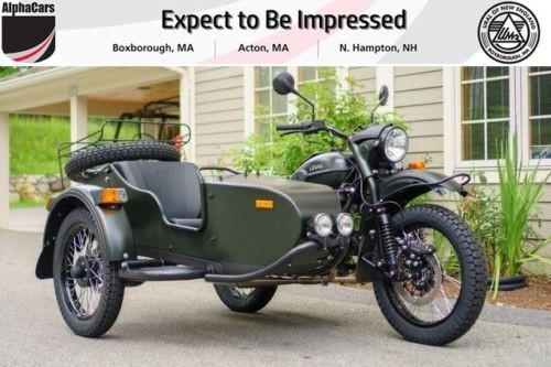 2018 Ural Gear Up 2WD Forest Fog Custom Forest Fog for sale craigslist