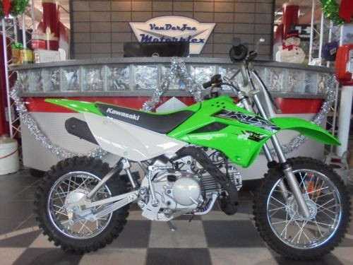 2019 Kawasaki KLX Green for sale