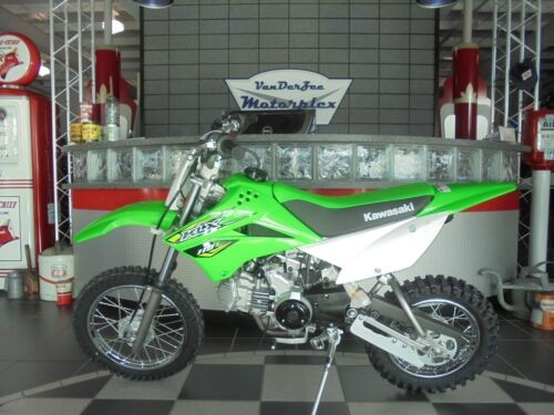 2019 Kawasaki KLX -- Green for sale craigslist