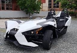 2019 Slingshot Slingshot S -- White for sale