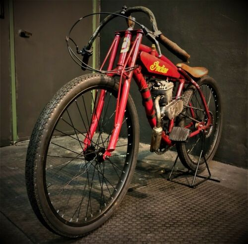 1912 Indian BOARD TRACK RACER TRIBUTE RED/GOLD for sale craigslist