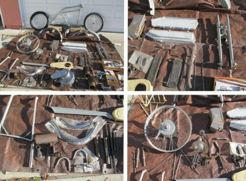 1914 Harley-Davidson 10-F Primer - Ready for Paint for sale craigslist