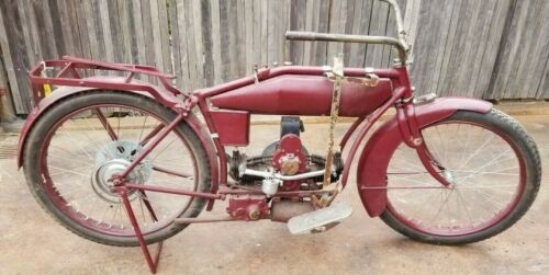 1917 Indian Model O for sale