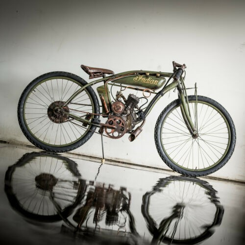 1920 Indian boardtrack racer Green for sale craigslist