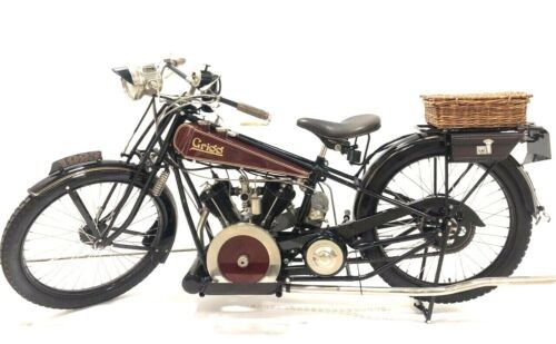 1923 Other Makes Blackburne V-Twin Burgundy for sale