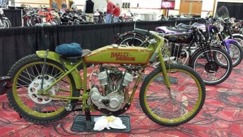 1926 Harley-Davidson Board Track Racer Green for sale craigslist