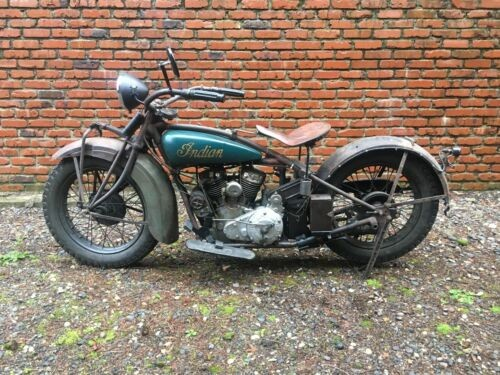 1930 Indian 101 scout 45 cubic inch natural craigslist