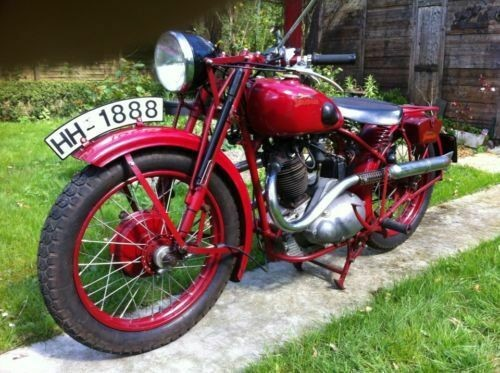 1934 Other Makes Standard Rex Gelaendesport Red for sale